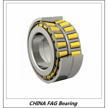 FAG 6309 2ZR CHINA Bearing 45×100×25